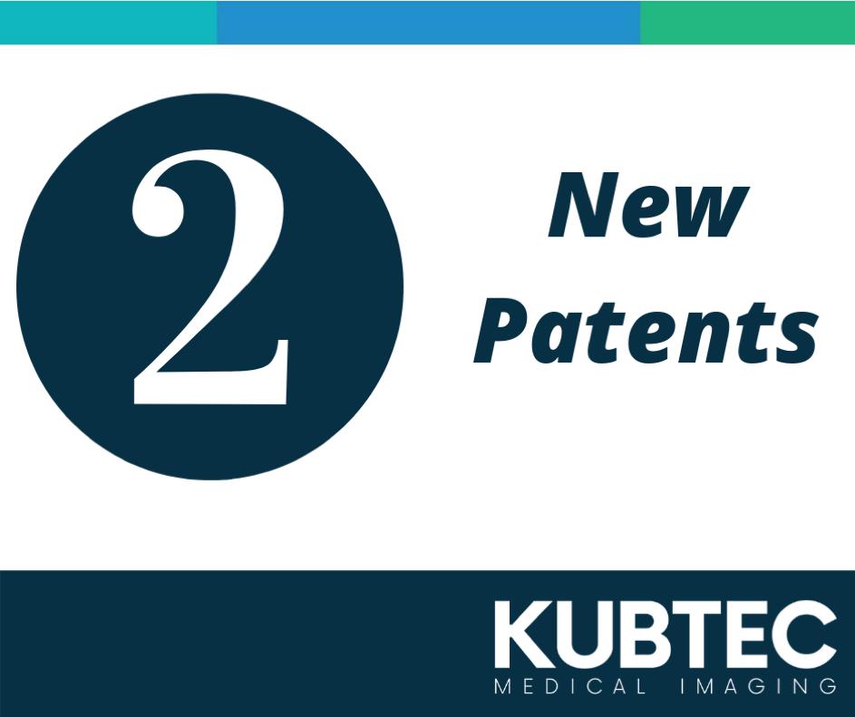 Dva nové patenty pro společnost KUBTEC