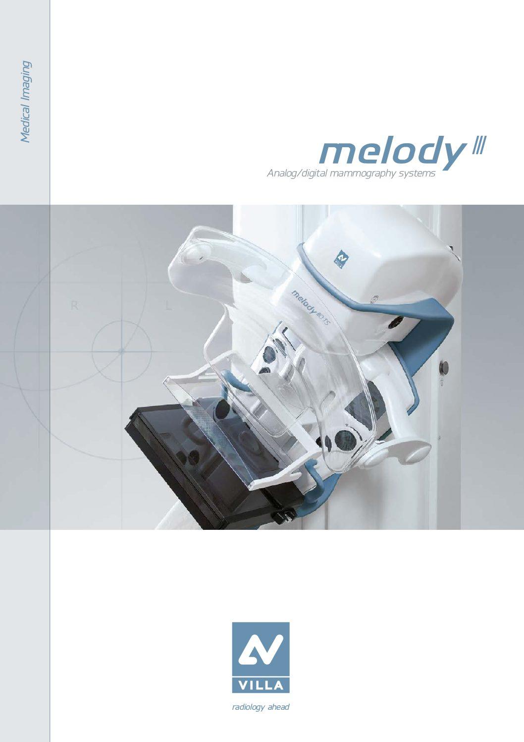 Melody III brochure EN-Rev.2