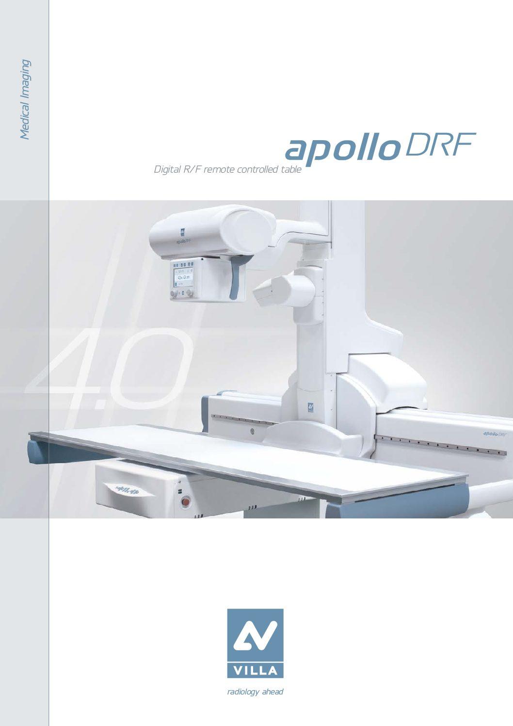 Apollo DRF 4.0 brochure EN