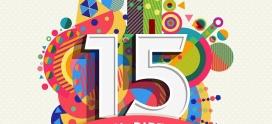 Všechno nejlepší k patnáctým narozeninám KUBTEC!